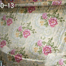 1603 new design wholesale wide width 240cm  Printed Pure Silk Satin Fabric for bedding set pillowcase sheet and quilt cover