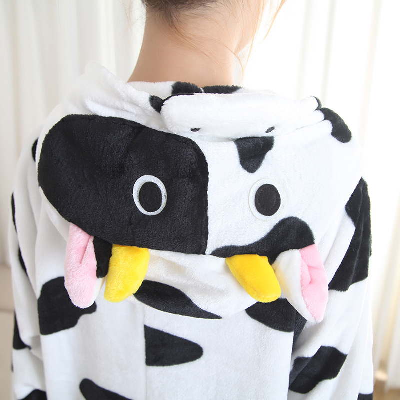 cow onesies for men pajamas