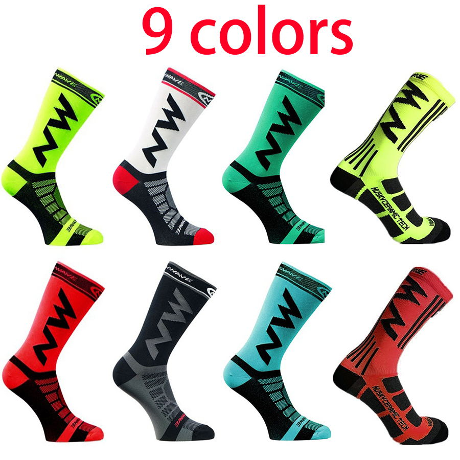 Protect Wrist For Cycling Moisture Control Elastic Sock Tube Socks Cheers Wine Athletic Soccer Socks