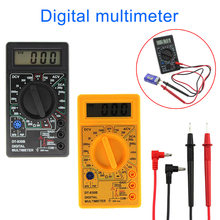 Display Lcd Multimetro Digitale Ac/Dc 750/1000V Amp Volt Ohm Del Tester Del Tester LB88(China)