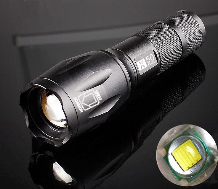 Warsun XML T6 LED Flashlight Aluminum high quality Waterproof Zoomable lantern Torch light for 18650 Rechargeable