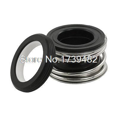 Single Coil Spring Rubber Bellows Water Pump Mechanical Seal 28mm 108 28 28mm internal diameter mechanical water pump shaft seal