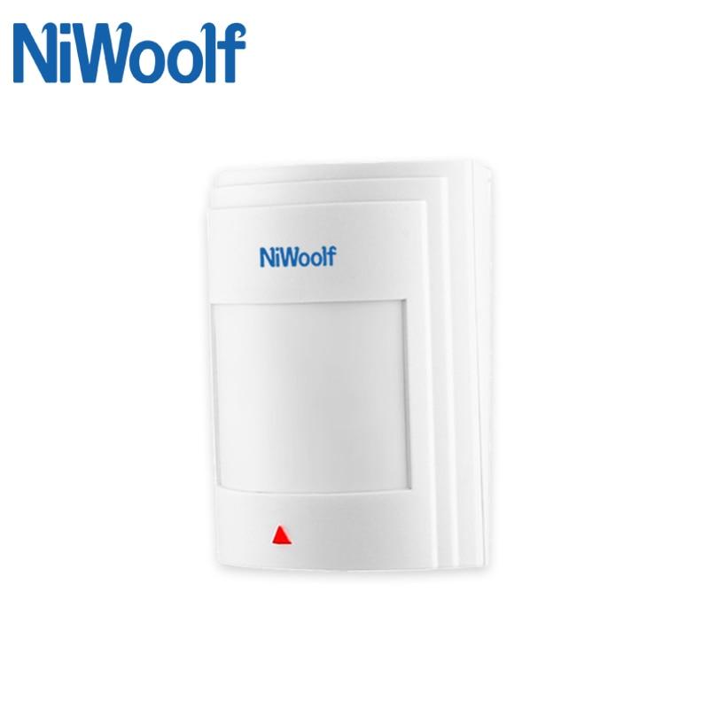 Big Promotion Wired PIR detector 9-16V Support Tamper Alarm Support Home Burglar (PSTN / GSM / Wifi / GPRS)Alarm System big promotion 100