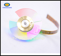 Original projector accessory projector color wheel for projector AN F212X