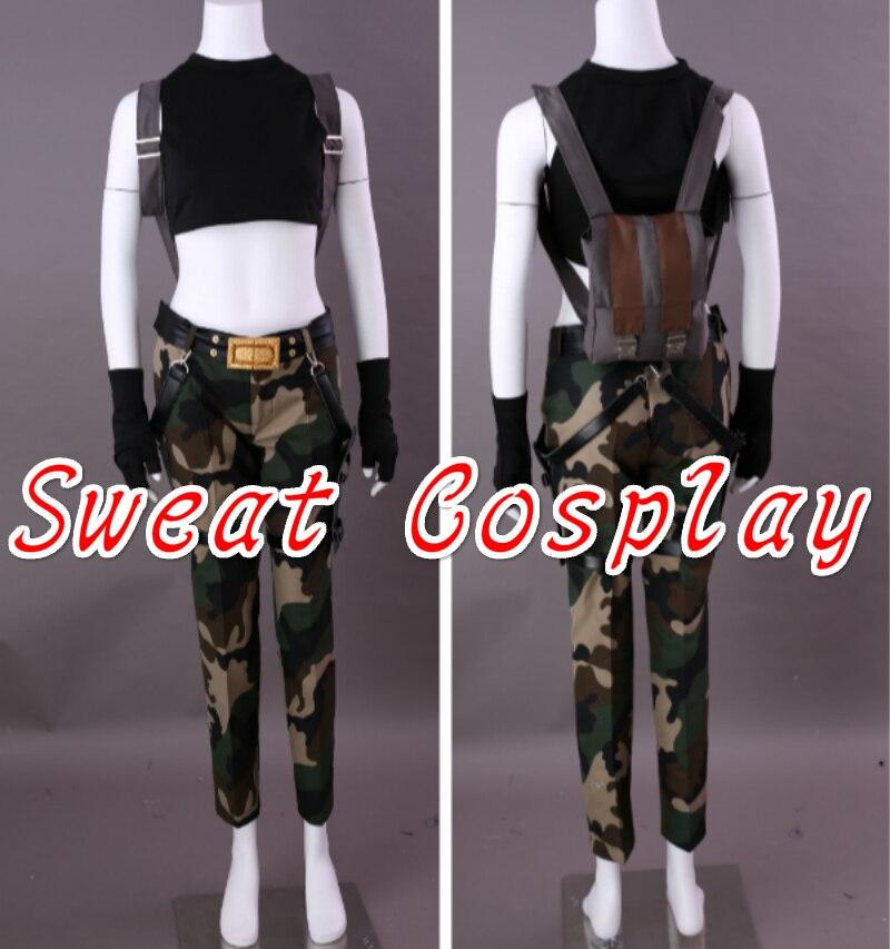 c8bc53adf € 110.23 5% de DESCUENTO|Juego de alta calidad Tomb Raider ara Croft  Cosplay disfraz mujeres adultas disfraces para Halloween traje hecho a  medida ...