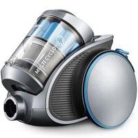 Домашний многослойный фильтр горизонтальный пылесос с моющимся пылесборником на присоске Регулируемый пылесос с роликом 1200 Вт