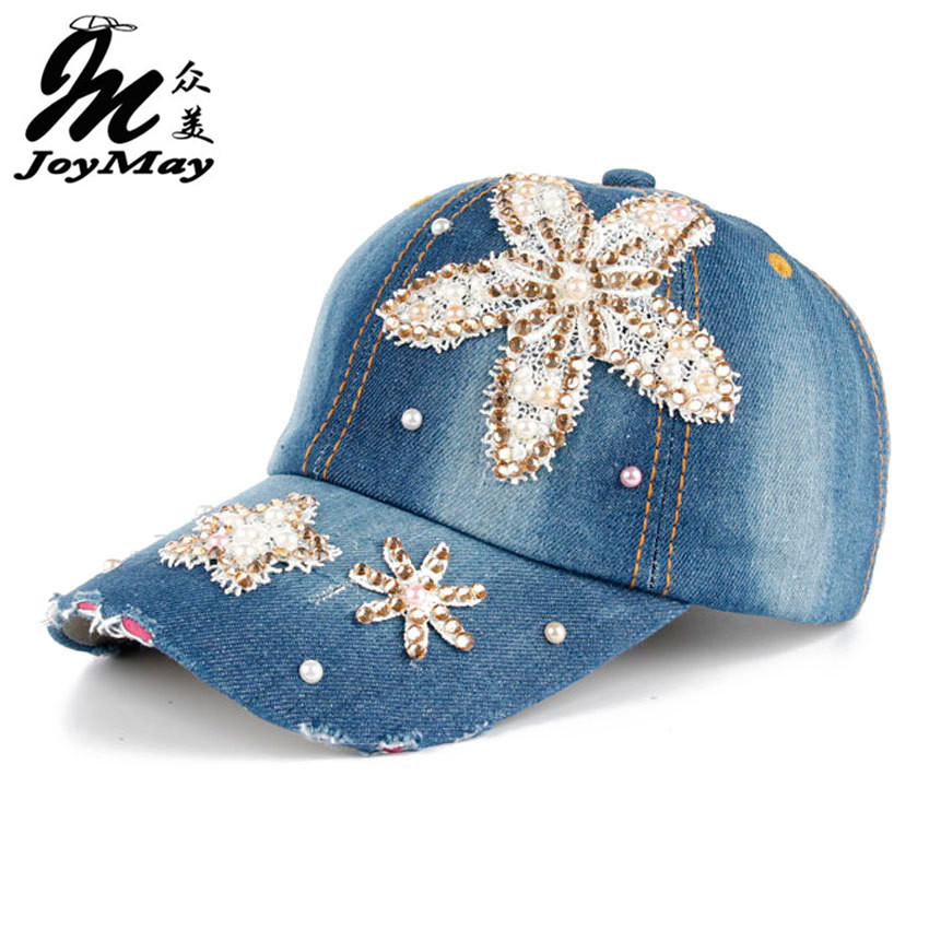 2015 New JoyMay Outlet Hat Cap Fashion Leisure Rhinestones Diamante ... 4d936c0127f9
