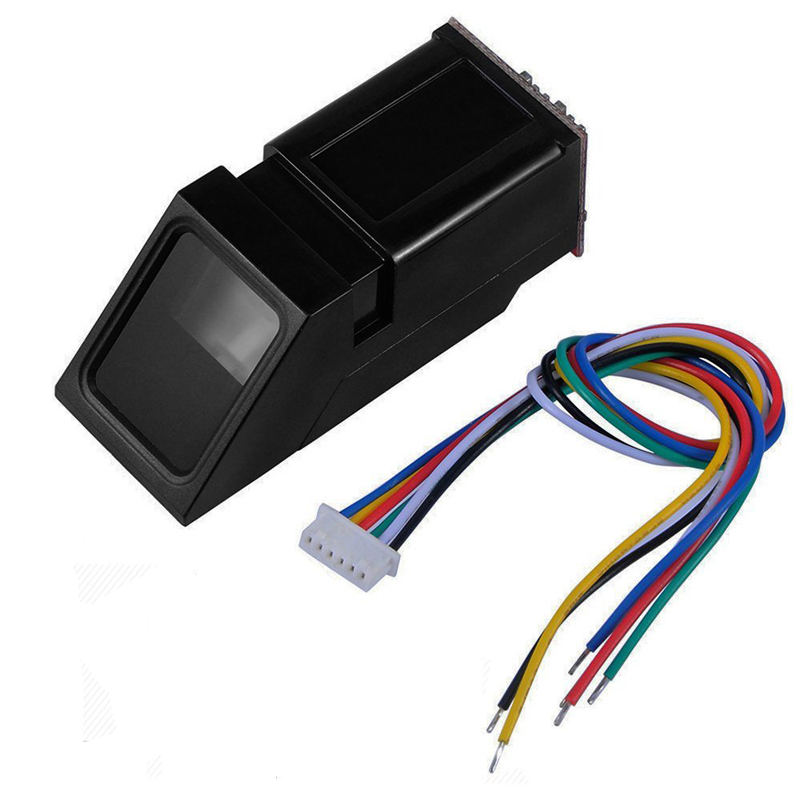 Black Optical Fingerprint Reader Sensor Module All-in-one For Arduino Uno R3 Kit одеяло rosae