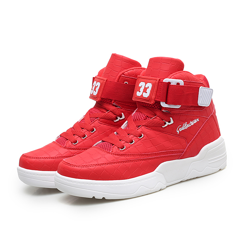 Men's High Quality Sneakers Basketball Shoe Breathable Size 38-45 Wear-resistant Damping Sports Shoes Zapatillas De Baloncesto