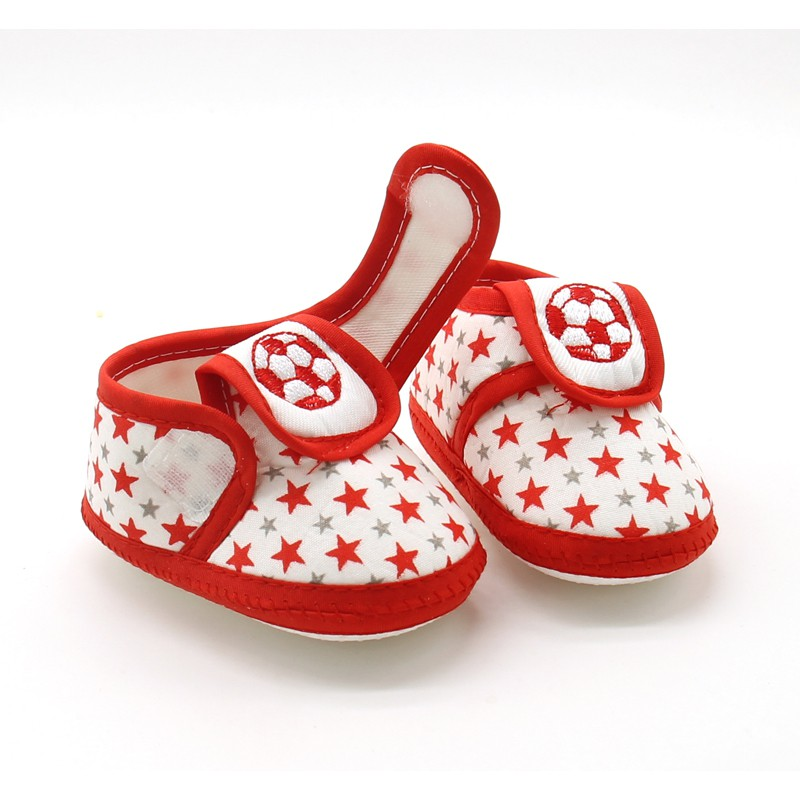 New Casual Girl Boy Infant Newborn Baby First Walkers Shoes Summer Toddler Soft Sole Anti-skid Sneaker Shoes Prewalker Shoes