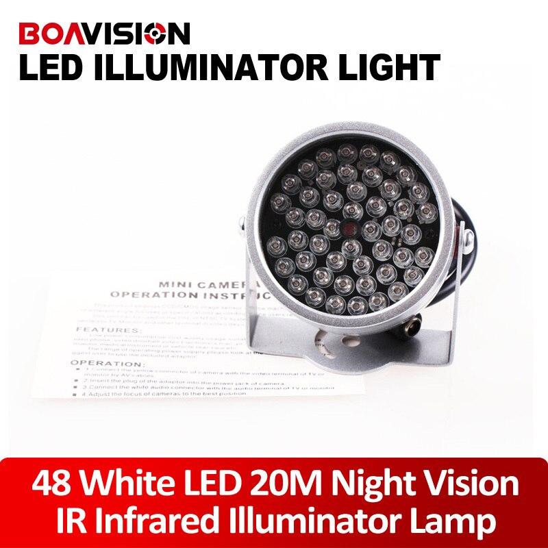 bilder für 48 Led infrarot-led-hilfslicht CCTV-IR Infrarot-nachtsicht Für Überwachungskamera