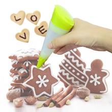 DIY Dessert Decorator Pen Silicone Mold Sugar Craft Fondant Cake Decorating Kitchen Baking Tool decorator