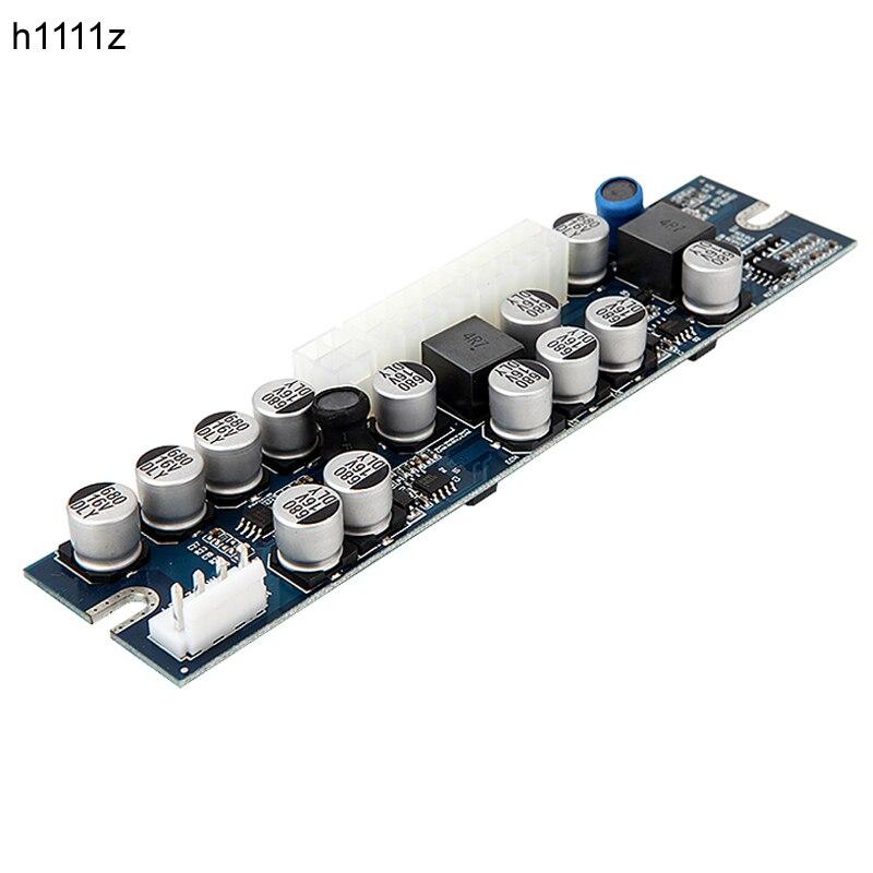 DC DC ATX Pic PSU 12 V 300 W Pico ATX Interrupteur Minière PSU 24pin MINI ITX DC pour Voiture ATX PC Alimentation Pour Ordinateur