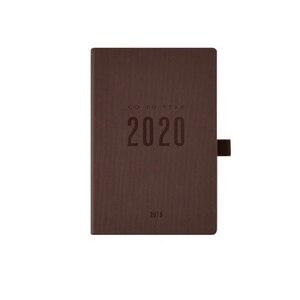 Image 2 - 2019 2020 מחברת פלנר סדר יום A5 יומי הערה ישיבות עסקים יומן לוח זמנים שבועיים ציוד לבית ספר נייח מתנה