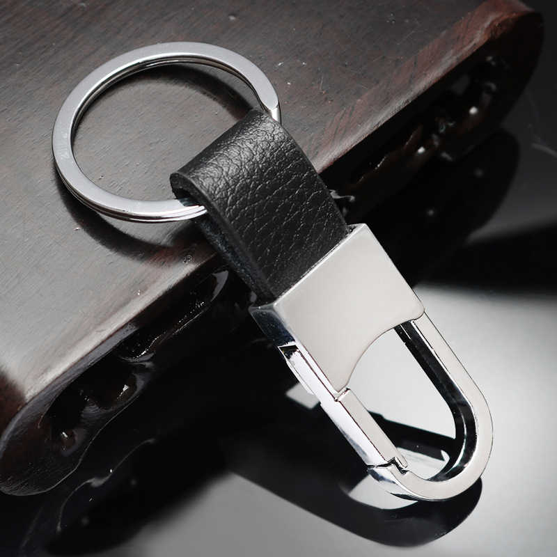 De Metal de cuero estilo de coche llave anillo cadena llavero para Chevrolet Miray Caprice ágil Stingray Aveo5 Matiz Lumina HHR