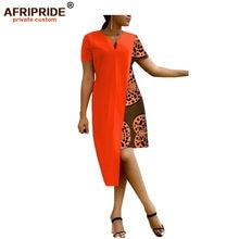 Африканские платья для женщин ankara 2020 тканевые Дашики с