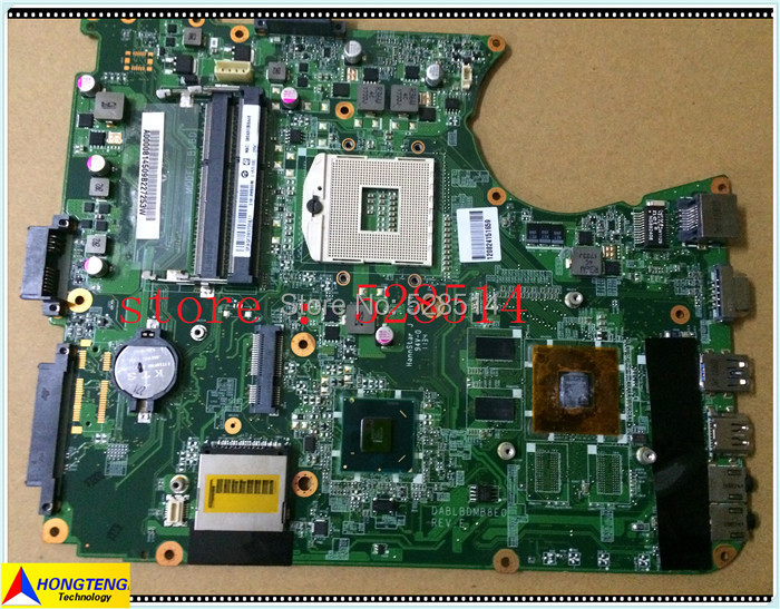 A000079330 Laptop motherboard for toshiba l750 MAIN BOARD DABLBDMB8E0 A00007933 100% tested OK
