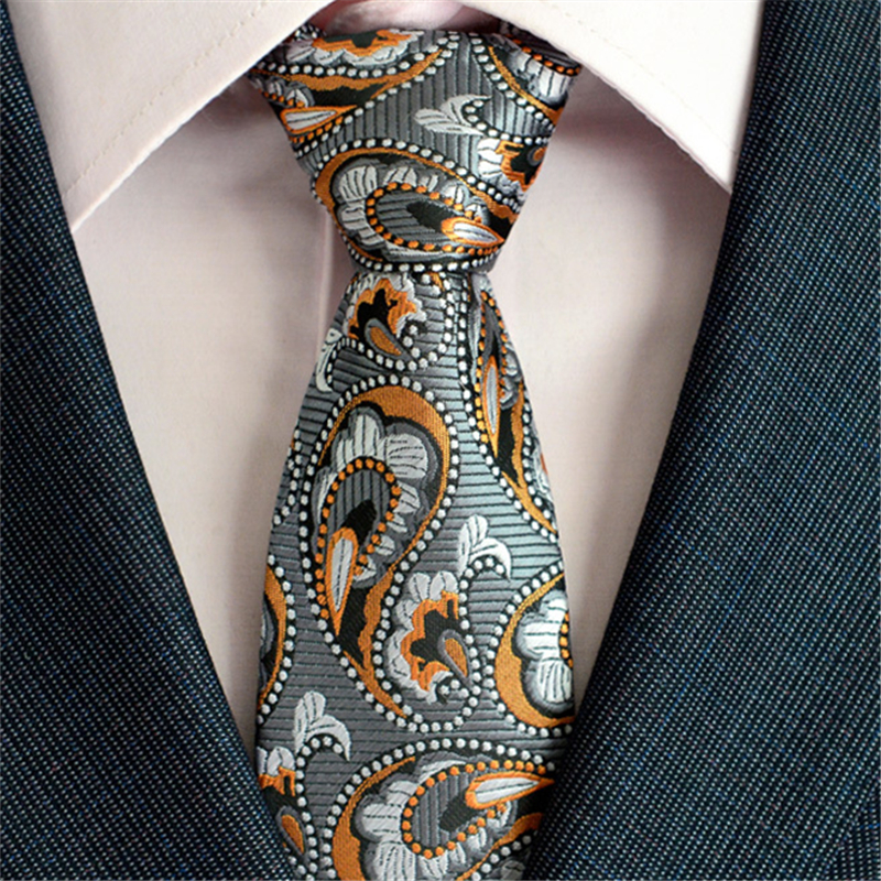 vysoce kvalitní 1200 jehla kravata 2019 nové módní kravaty hedvábí žakárové kravaty obchodní svatební párty pro muže