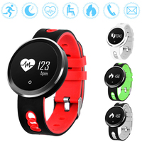 NEW Q7 Sport Bluetooth Smart Band Bracelet Support Waterproof IP68 Blood Pressure Heart Rate Smartband Wristband