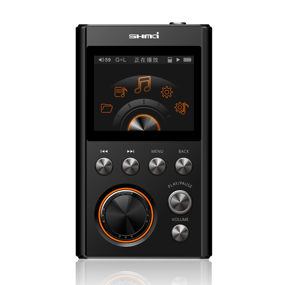 Professional HIFI Lossless MP3 Music Player DSD 64 256 Flac Mini Sport Running Digital Audio 24Bit