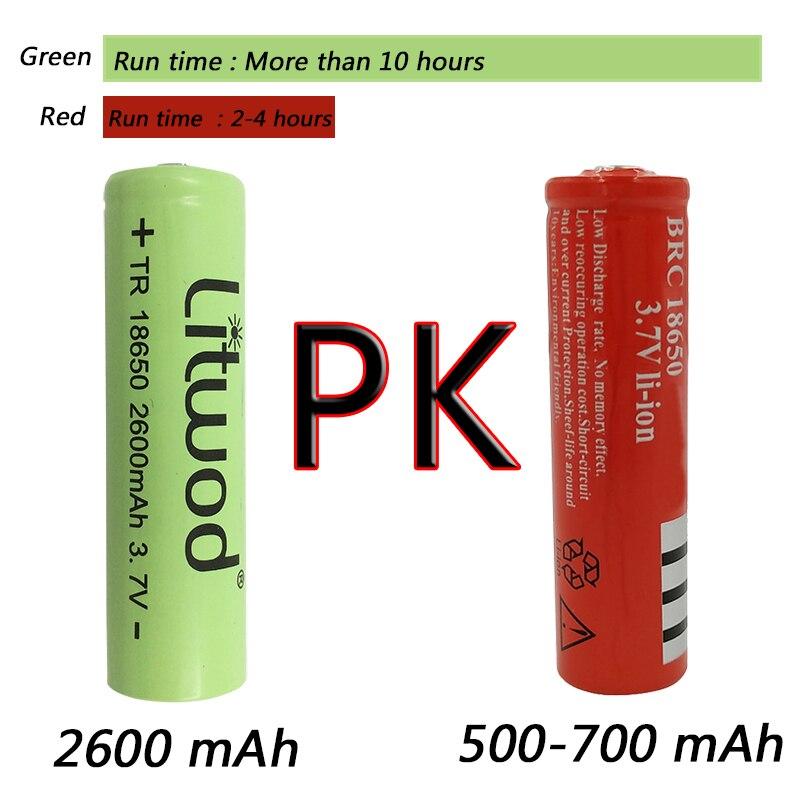 Litwod 2622z10 светодиодный тактический фонарь увеличить xm-l T6 самообороны поставки поиск светодиодный портативный свет Мощность банк Функция