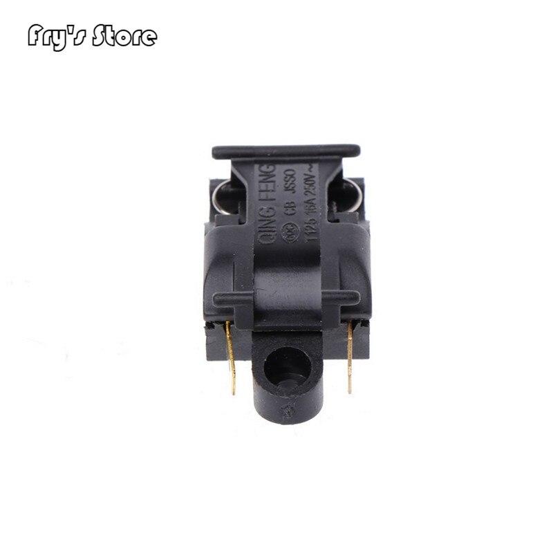 1PC 13A Elektrische Wasserkocher Thermostat Schalter 2 Pin Terminal Küchengerät Teile