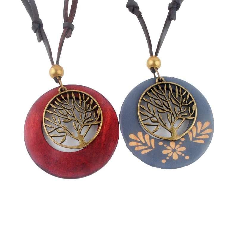 New Maxi necklace Vintage necklaces pendants Women s