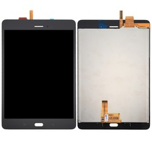LCD Screen and Digitizer Full Assembly for Galaxy Tab A 8.0 / P355 (3G Version) 100%test new 8 for samsung galaxy tab a sm p350 p350 sm p355 p355 lcd display touch screen digitizer full assembly