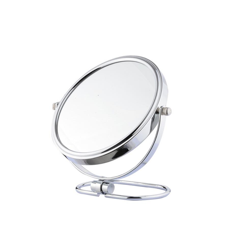 8 inches Folding desktop makeup mirror 3X 5X 7X 10X magnifying Double side mirror metal Portable travel Cosmetic mirror 8 inches folding desktop makeup mirror 3x 5x 7x 10x magnifying double side mirror metal portable travel cosmetic mirror