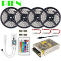 Wifi LED Strip tape RGB RGBW Warm white 20m 15m 10m 5m 5050 Waterproof for garland + Amplifier + Power adapter Free shipping