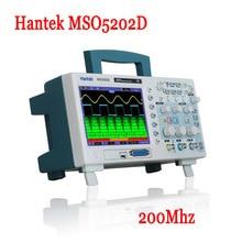 Hantek MSO5202D Цифровой Осциллограф USB Смешанный Сигнал 16 Каналов Логического Анализатора + 2 Канала Осциллографа + Внешний Триггер