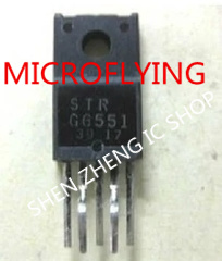 Enthusiastic 5pcs Strg6551 Str-g6551 G6551 To-220f-5 Power Chip