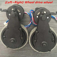 (Left +right) wheel vacuum cleaner robot for Ecovacs Deebot DT85/DT83/ BFD YV GW (day e)/ BFD YT US (core e) replacement