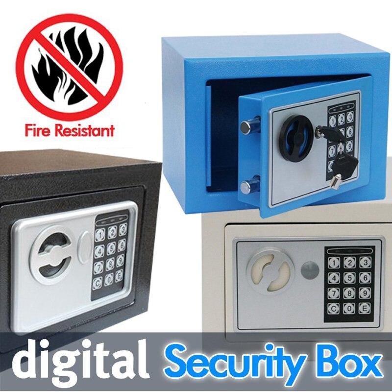Цифровые сейфы в поле является Fire Drill устойчивы идеально для Офис использовать! Сейф держать наличные ювелирных изделий или документов наде... ...