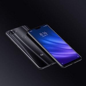 """Image 4 - Global Rom Xiao mi mi 8 Lite 6GB 64GB Snapdragon 660 AIE Octa Core 6.26 """"1080 P Smartphone mi UI IR Face ID AI double caméra 24MP"""