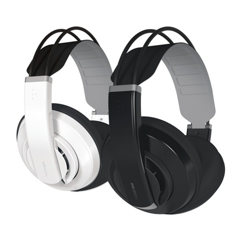 Brand New Original Superlux HD681EVO Dynamic Semi-open Professional Audio Monitoring Headphones Detachable Audio Cable Headset brand new original superlux hd330 headphone professional monitoring semi open dynamic noise isolating over ear dj hifi headset