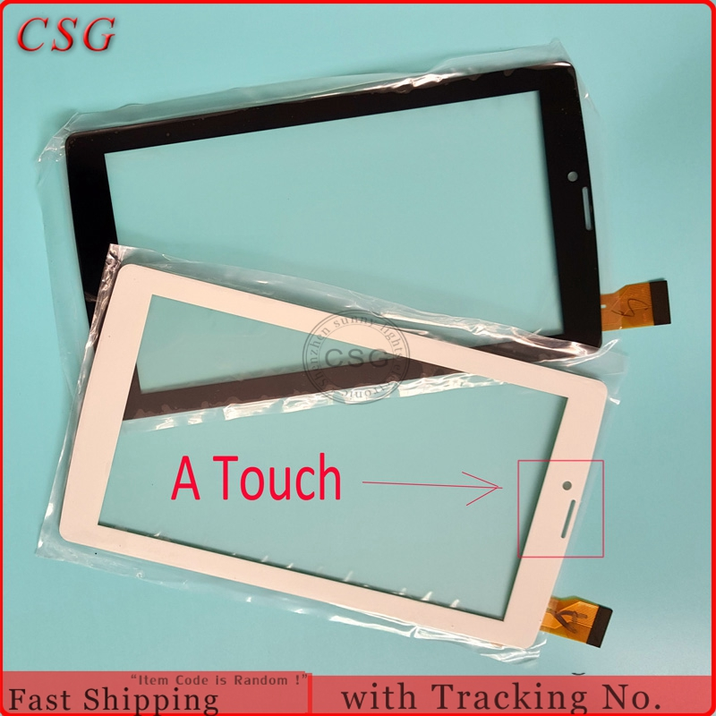 New YLD-CEG7253 Touch Screen Panel Sensor Digitizer for 7 Digma Optima 7.21 3G TT7021PG YLD-CEG7253-FPC-A0 Free shipping new for 7 yld ceg7253 fpc a0 tablet touch screen digitizer panel yld ceg7253 fpc ao sensor glass replacement free ship