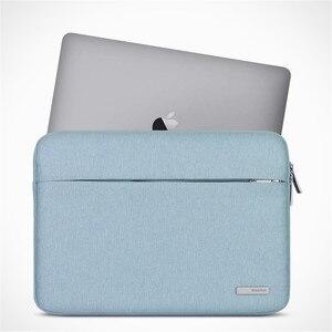 """Image 1 - 11 """"11.6"""" 13 """"13.3 15.4 حقيبة كمبيوتر محمول من النايلون ل Asus HP لينوفو أيسر ديل أبل حقيبة لاب توب مقاوم للماء المرأة رجل دفتر"""