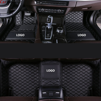 Car Believe car floor mat For toyota rav4 corolla 2008 prado 120 150 land cruiser camry 2018 CHR prius accessories carpet rugs
