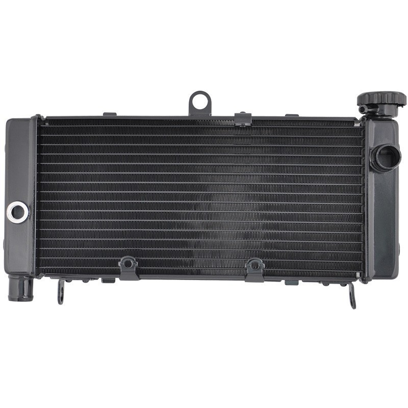 For Honda Hornet600 CB600 PC34 CB600F CB 600 1998 1999 2000 2001 2002 2003 2004 2005 Motorcycle Aluminium Cooling Radiator 8d0121251m car cooling circular tube radiator for audi a4 quattro 1997 2001 volkswagen passat 1998 2005 auto radiator engine
