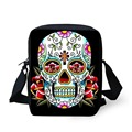 2016 New Arrival punk skull children small size school book bags for kid boys schoolbag child,kindergarten baby mochila infantil