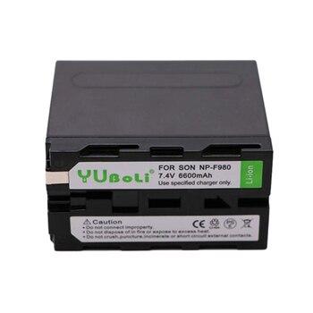 7.4 V NP-F980 Digitale Batterie per Foto/Videocamera per sony NP-F330 NP-F530 NP-F550 NP-F570NP-F730 \ F750 \ F770 NP-F930 \ F950 \ F960 \ F970 \ F990/F980