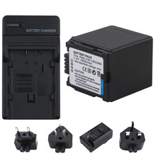 RP VW-VBG260 VW VBG260 VBG130 VBG260 Battery for PANASONIC HDC-HS700 TM700 HS300 TM300 HS250 SD20 HS20 HDC-SDT750 SDR-H40
