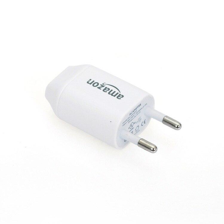 1pcs Universal Power Adapte Travel Wall Eu Plug Charger