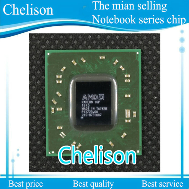 100% brand new 215-0752007 IC Chip 215 0752007 BGA Chipest with lead-free balls 2010year+