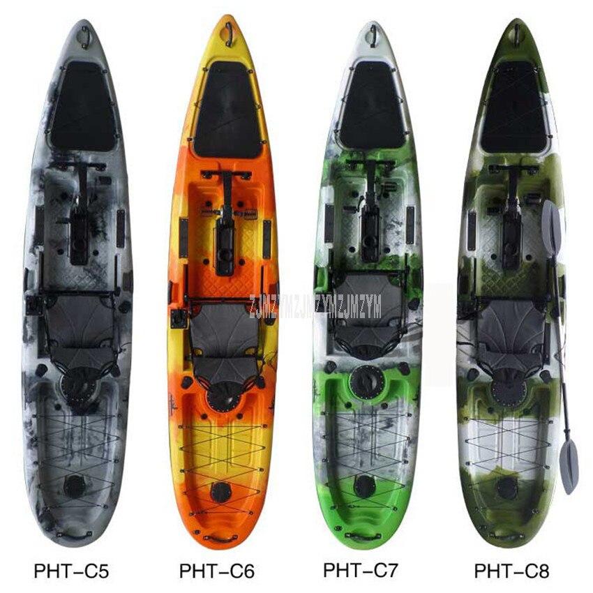 3 96m Length Single Person Professional Fishing Boat Canoe