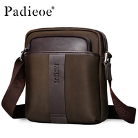 Padieoe Fashion Men S Shoulder Bag Crossbody Bag For Male Casual Men S Messenger Bags High