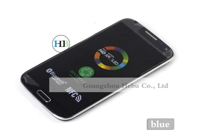 Новый I9500 Жк Низкая Цена На Веб-Жк-Дисплей Для Samsung Galaxy S4 I9500 Жк-Дисплей С Сенсорным Дигитайзер + Рамка Бесплатная Доставка доставка