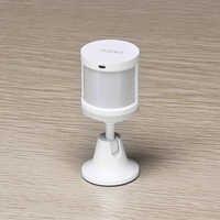 100% Original Smart Human Body Sensor ZigBee Wireless Connection Built In Light Intensity Sensors Work APP Contral