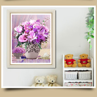 Diamond Studded Home Decor Diamond Embroidery Launched In 2017 With A New 5D DIY Diamond Painting